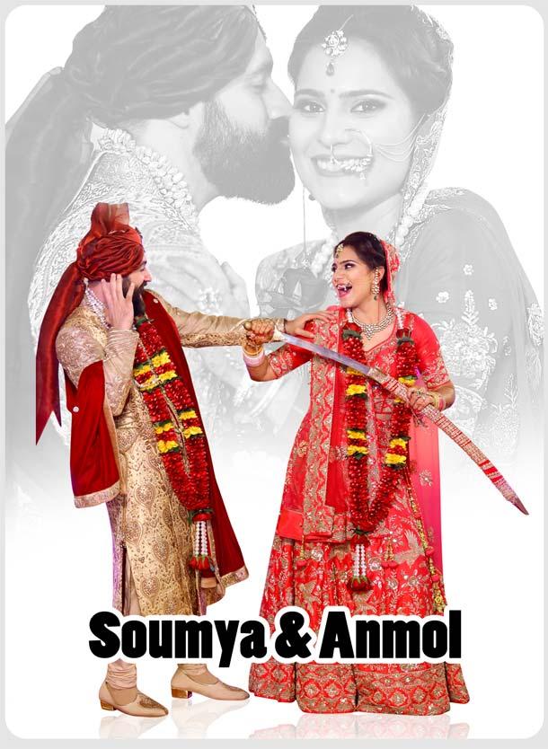 Soumya & Anmol