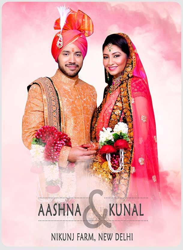 Aashna & Kumal