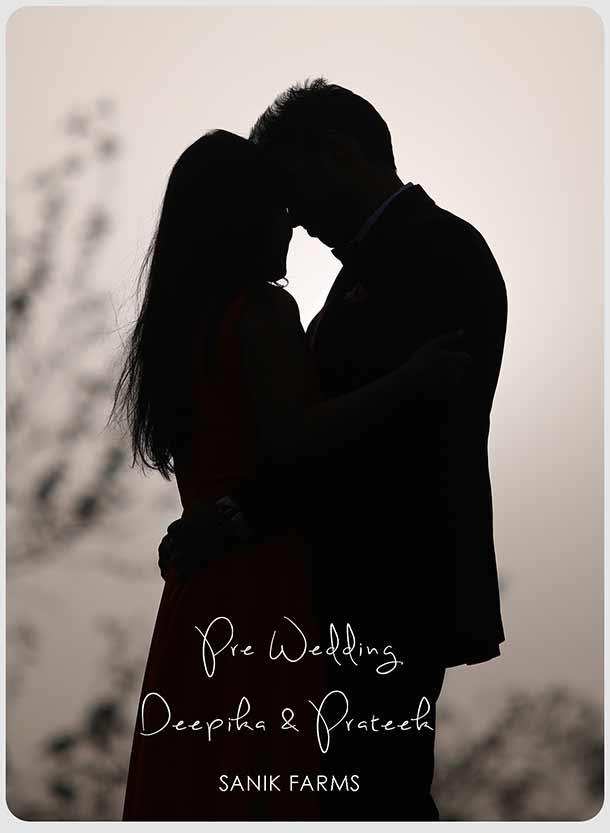 PRE WEDDING Prateek & Deepika