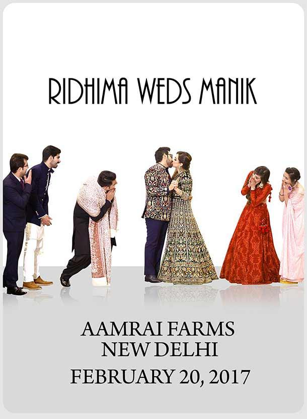 Riddhima & Manik