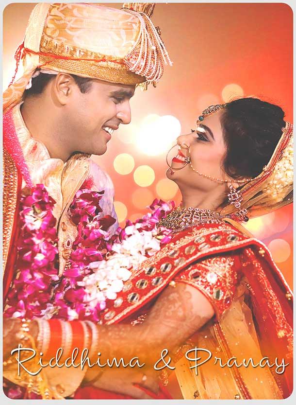 Pranay & Riddhima