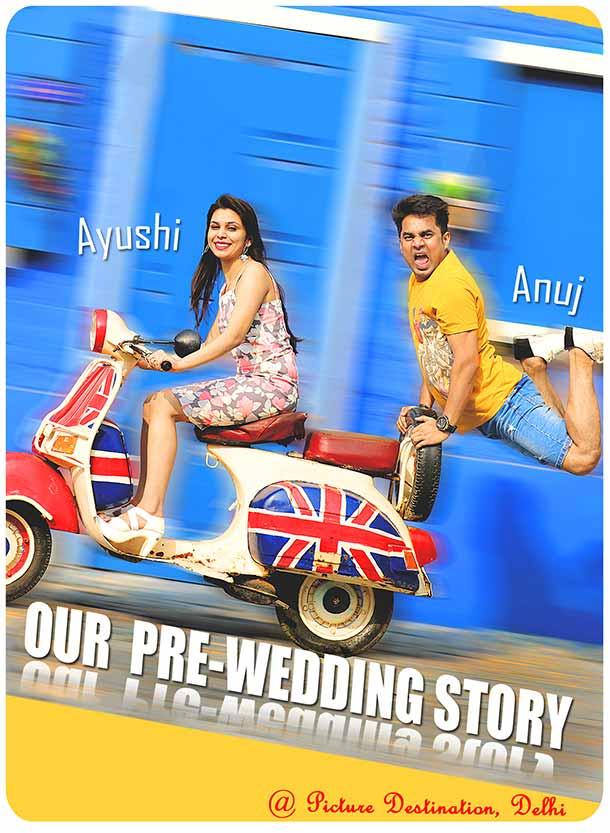 Ayushi & Anuj